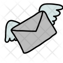 Mail Message Speed Icon