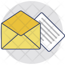Airmail Envelope Letter Icon