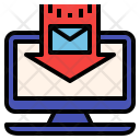 Mail Inbox Connection Icon