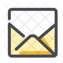 Mail Open Envelope Icon
