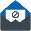 Mail Security Service Icon