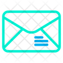 Email Message Envelope Icon
