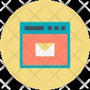 Mail Marketing Promotion Icon