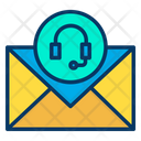 Email Support Email Help Icon