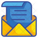 Mail Letter Contact Icon