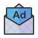 Mail Mail Advertising Email Icon