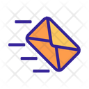 Mail Letter Postal Icon