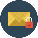 Mail Email Secure Icon