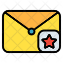 Mail Message Favorite Icon