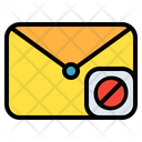 Mail Message Block Icon