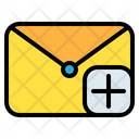 Mail Message Add Icon
