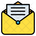 Mail Letter Post Icon