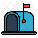 Mail Box Post Icon
