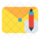 Mail Message Write Icon