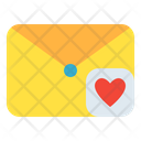 Mail Message Love Icon