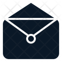 Mail Open Empty Icon