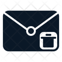 Mail Message Trash Icon