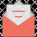 Mail E Mail Envelope Icon