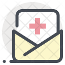 Mail Treatment Appointment Icon