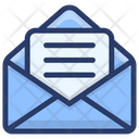 Mail Electronic Mail Business Message Icon