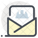 Mail Job Letter Icon