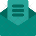 Mail Letter Office Icon