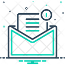 Mail Email Tidings Icon