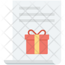 Mail Letter Offer Icon