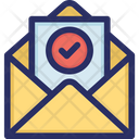 Check Email Mail Icon