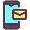 Internet Technology Mail Mobile Mail Icon