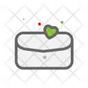 Mail Heart Love Icon