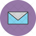 Mail Notification Intimation Icon