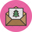 Mail Invitation Greetings Icon