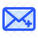 Mail Plus Icon