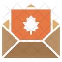 Mail Greeting Card Icon