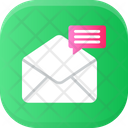Mail Envelope Letter Icon