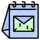 Mail Greeting Message Icon