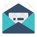 Mail Letter Document Icon