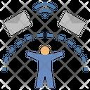 Control Internet Mail Icon