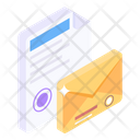 Mail Correspondence Letter Icon