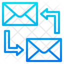 Mail Email Transfer Icon