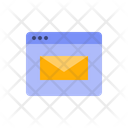 Mail Email Browser Icon