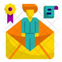 Mail Letter Social Icon