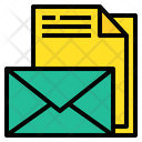 Mail Email File Icon