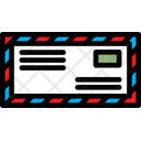 Mail Letter Envelop Icon