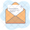 Customer Support Mail Icon