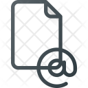 Mail Email Paper Icon