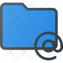 Mail Email Directory Icon