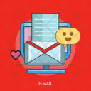 Mail E Mail Electronic Icon