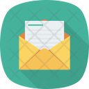 Mail Envelope Document Icon